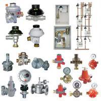CONJUNTOS DE REGULACION DE GAS