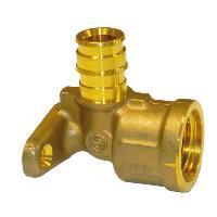 """Smart Aqua codo fij.larg.Q&E PL 16-Rp1/2""""FT l=49mm"""