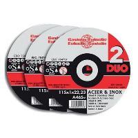 DISCO CORTE 115X1X22,23MM