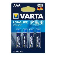 BLX4 LR6 AA VARTA ALC.HIGH ENERGY